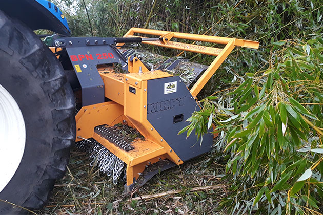 AGRICULTURE Equipment - Stone Crushing, Alignment, Stone